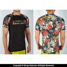 "Manto ""Floral"" Short Sleeve..."